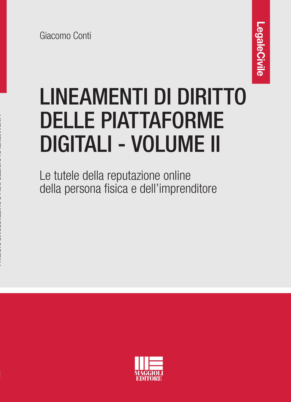 Lineamenti di Diritto delle piattaforme digitali - Volume 2
